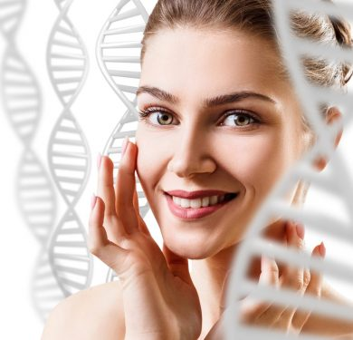 Stem cell facial therapy
